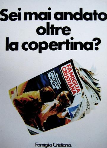 Publiepi / Milano: ar.: B. Delle Donne; copy: M. D'Adda; ad. B. Acierno; ph.: R. Brà; ap.: ATA Univas, da Pubblicità in Italia 81 82, Editrice l'Ufficio Moderno Milano, p. 131 (part.)