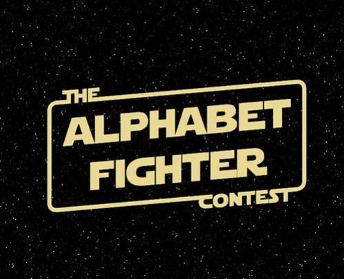 The Alphabet Fighter Contest