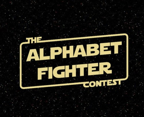 The Alphabet Fighter Contest