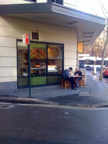 Flo cafe, Surry Hills.