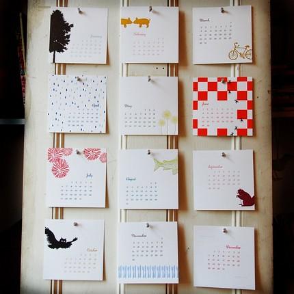 linda & harriet 2008 calendar