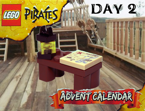 Pirate Advent Calendar Day 2 copy