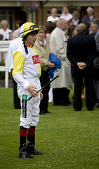 One of the Jockeys