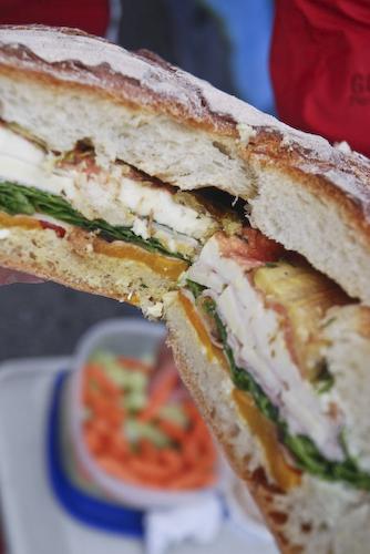 sandwich ricardo version capricieuse j 39 ai faim toi. Black Bedroom Furniture Sets. Home Design Ideas