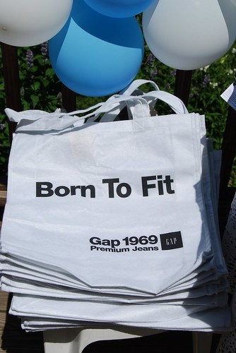 Born To Fit Totes