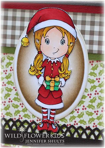 Christmas Elf detail