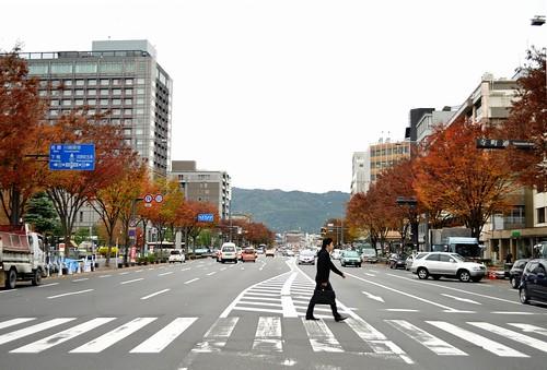 [Kyoto/Day3]京都市役所前