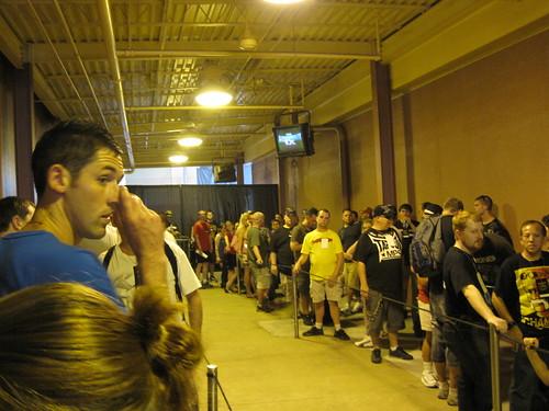 TNA Slammiversary:  Line to the Impact Zone
