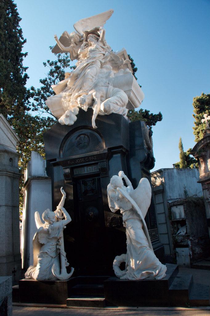 La Recoleta Cementery
