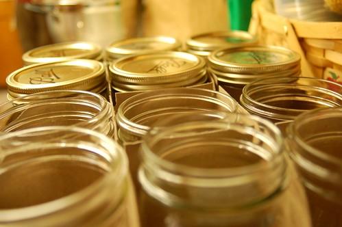 Legions of jars