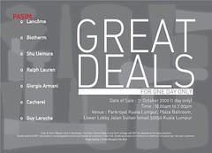 L'Oréal Malaysia LPD Great Deals
