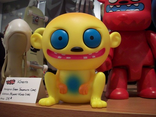 Yoya Monster - Yellow ver. - David Horvath
