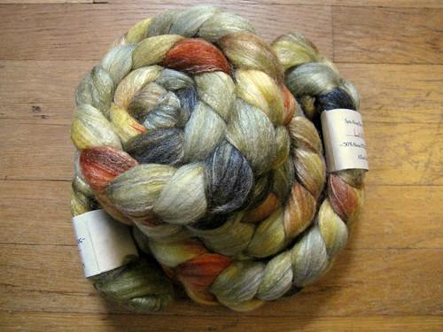 Merino/Silk/Bamboo