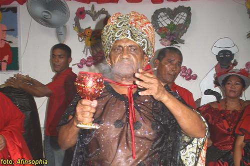 Pai João Gira 01 por você.