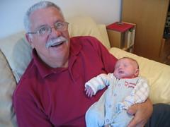 Adam and Pops.