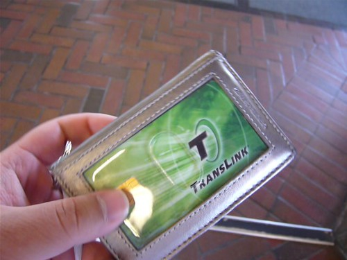TransLink Card - BART