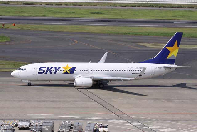Skymark B737-800(JA737R)