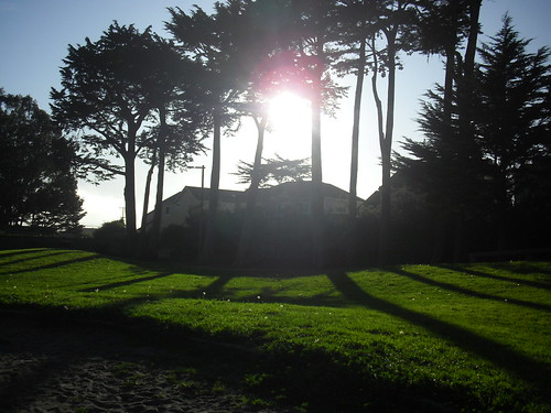 @ the park. Pacifica is usually cloudy. Except this day, and yesterday.. and today.