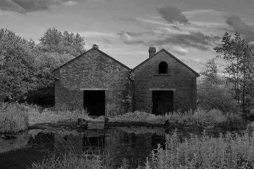 Abandoned Power Station by Gary Danton