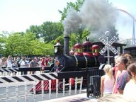 Cedar Point - C.P. & L.E. Railroad