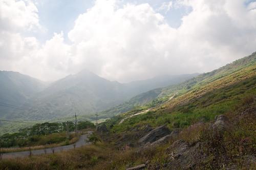 Kandou Mountain Landslide