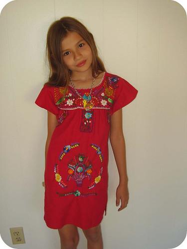 ZOE VINTAGE DRESS