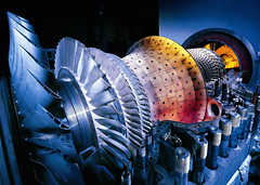 Turbine for combined cycle power plant