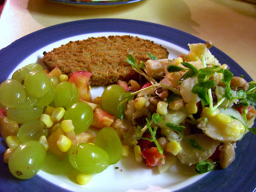 salad weather