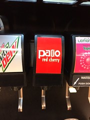 patio red cherry on tap at bojangles