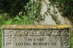 Cementerio St.Giles-Cambridge from Teresa Marín
