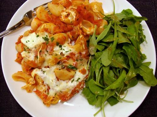 Dinner:  September 20, 2009