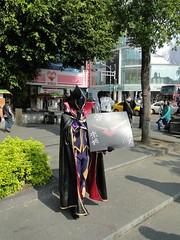 第一屆新竹市cosplay 漫畫cg模型比賽