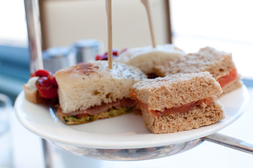 High Tea Park Hyatt - Sandwiches