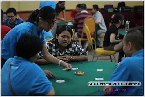 BGC RETREAT 2011 - GAME ZERO