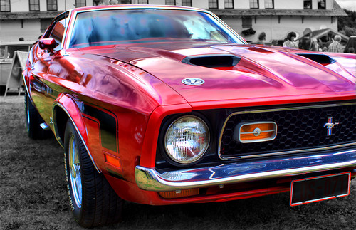 Ford Mustang_hdr