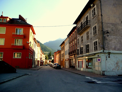 just another alpine town...