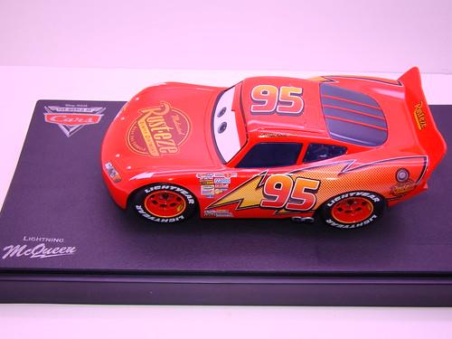 CARS Matty Collector  Lightning McQueen (6)