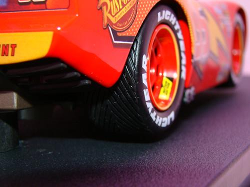 CARS Matty Collector  Lightning McQueen (2)
