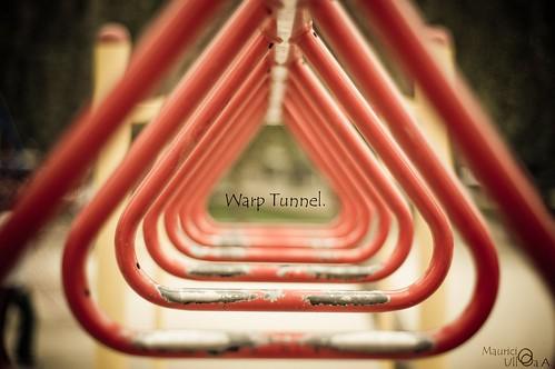 Warp Tunnel.
