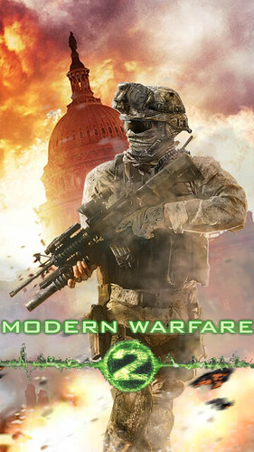 Call Of Duty Modern Warfare 2 WP3 by bhautikjoshi.