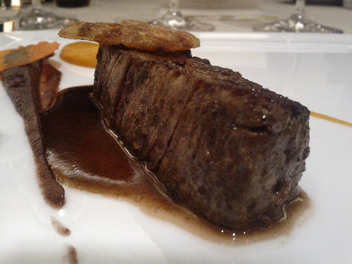 Pan Fried Beef Filet Wagyu
