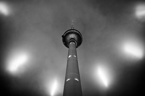 Fernsehturm Berlin, Festival of Lights 2009