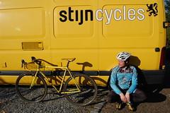 stijncycles Zand zona