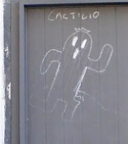 Graffiti Cactilio