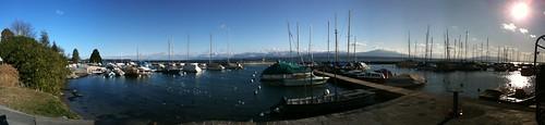 Port de Nyon