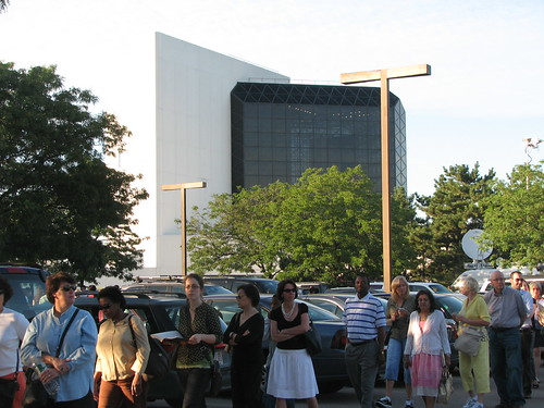 Senator Edward M. Kennedy at the John F. Kennedy Library and Museum