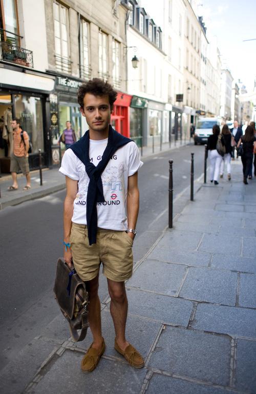 Preppy boys - Paris