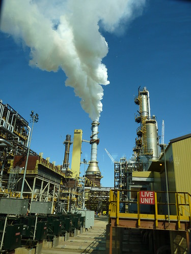 Syncrude Plant