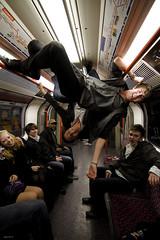 Very Normal London People!