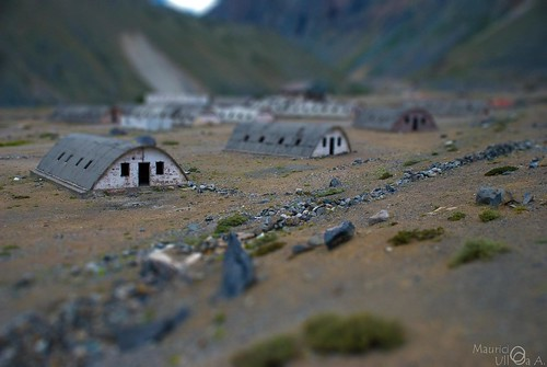 Tiltshift Barracks.